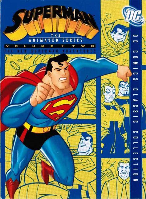 SERIES ANIMADAS EN ESPAÑOL LATINO: SUPERMAN LA SERIE ...