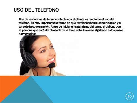 Servicio al cliente y Tipos De Cliente