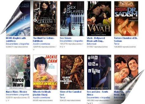 Servicio de películas gratuitas en YouTube Movies   Paperblog