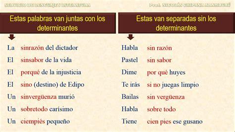 SERVICIO EDUCATIVO EN LENGUAJE Y LITERATURA: PALABRAS ...