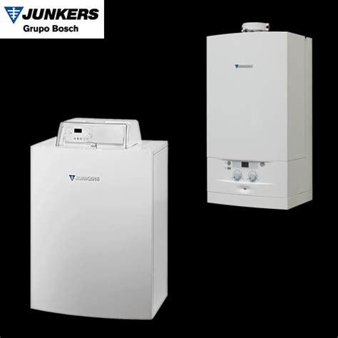 Servicio tecnico de calderas Junkers en Madrid