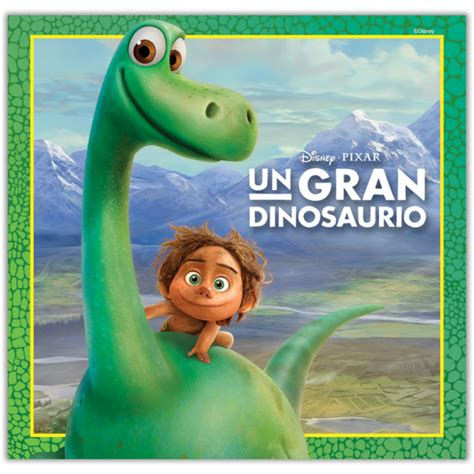 Servilleta Un Gran Dinosaurio - Party Pieces