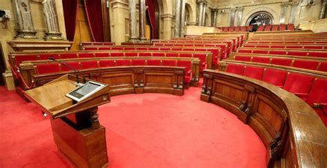 Sesión de constitución del Parlament: Todos pendientes de ...