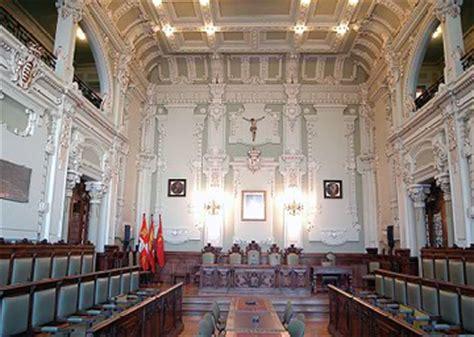 Sesiones Plenarias   Ayuntamiento de Valladolid