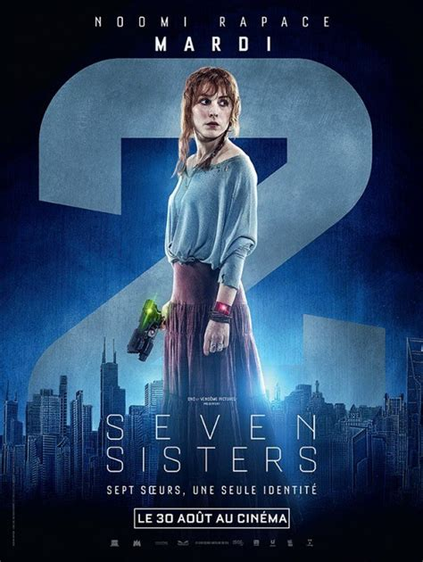 Seven Sisters Movie – What Happened to Monday? : Teaser ...
