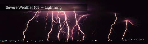 Severe Weather 101: Lightning FAQ