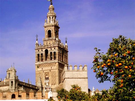 Sevilla Ciudad Wallpaper