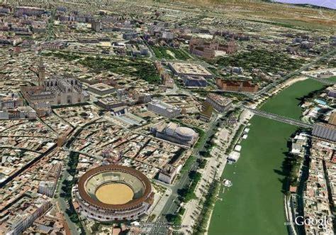 Sevilla en 3D con Google Earth   abcdesevilla.es
