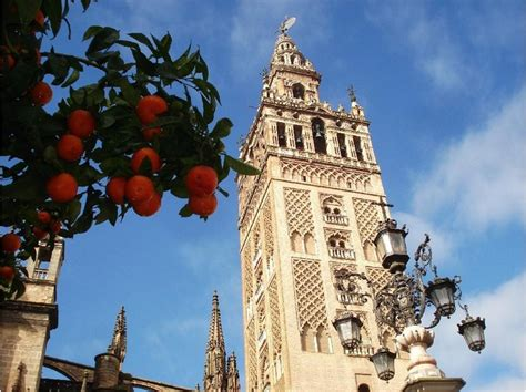 Sevilla, es luz, color y olor en primavera | Elisa I. Mellado