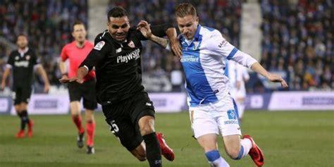 Sevilla vs. Leganés 2018 EN VIVO hoy: ver gratis ...
