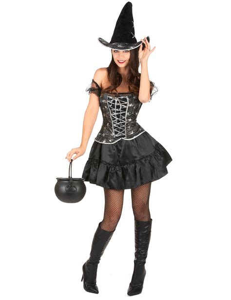 Sexy, Halloween Witch costume for women.: Adults Costumes ...