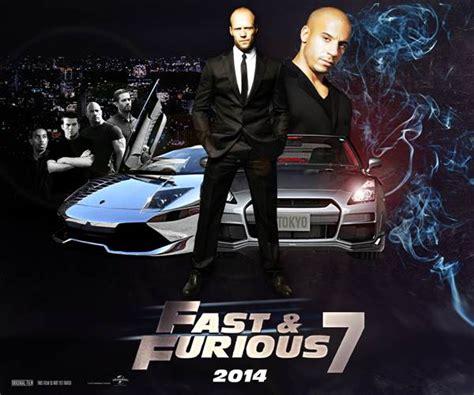 'Furious 7′ trailer released - Car Blog- badconline.info