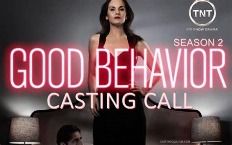 """Good Behavior"" Season 2 – TNT Auditions for 2017 ..."