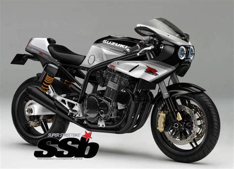 ★GSX R1100が現代に蘇ったら?   気になるバイクニュース。