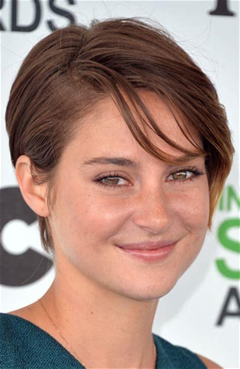 Shailene Woodley Hairstyles   Careforhair.co.uk