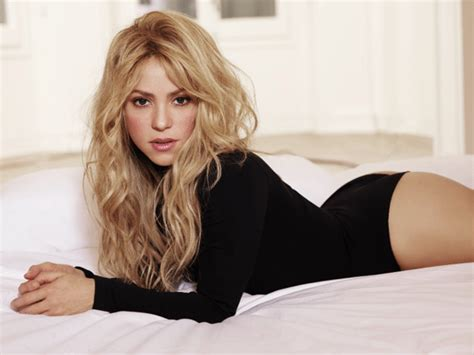 Shakira at Roc Nation