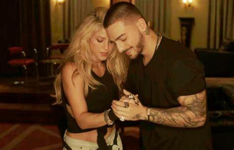 Shakira e Maluma mais lindos do que nunca no clipe de ...