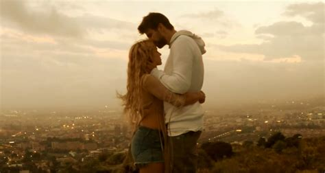 Shakira Goes on Wild Adventure With Gerard Piqué in 'Me ...