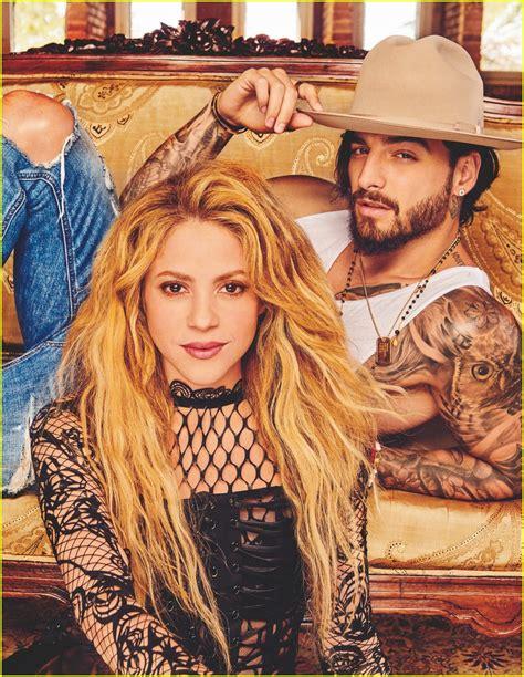 Shakira & Maluma Discuss Risque Lyrics & Being Sex Symbols ...