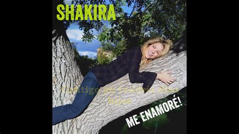 Shakira   Me enamore   YouTube