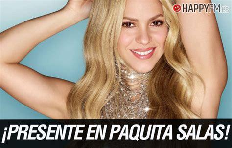 Shakira - 'Paquita Salas' - Netflix: Shakira está presente ...