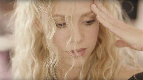 Shakira presentó su último videoclip  Me enamoré  en ...