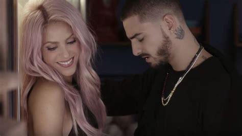 Shakira y Maluma estrenan videoclip de  Chantaje