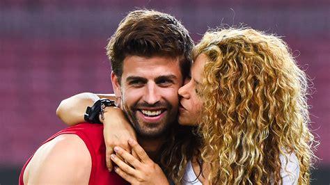 Shakira y Piqué cortan los rumores sobre una ruptura ...