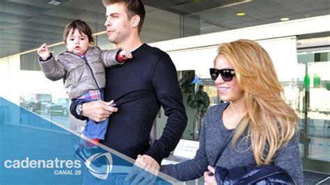 Shakira y Piqué esperan otro niño / Shakira and Pique ...