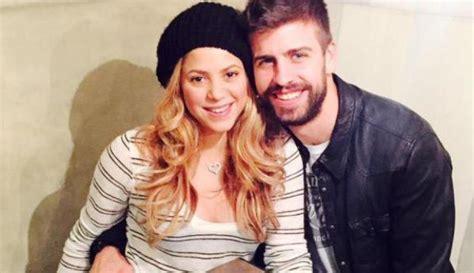 Shakira y Piqué estarían separados: ya no convivirían ...