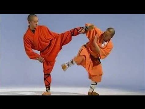 Shaolin kung fu combat: 18 methods - YouTube