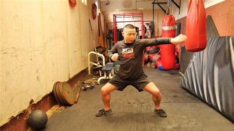 Shaolin Kung Fu Workout - YouTube