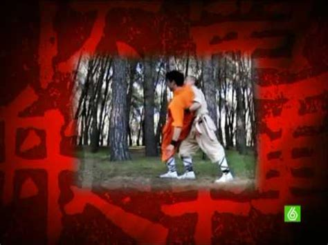 shaolin madrid canal las sexta 3 - YouTube