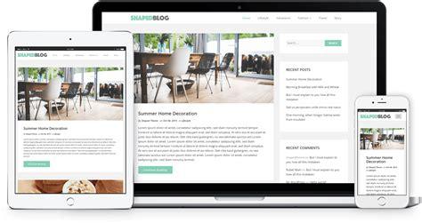 Shaped Blog   Responsive Personal WordPress Blog Theme
