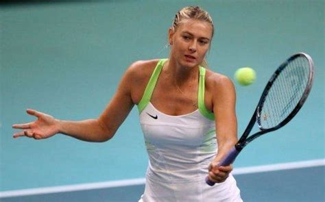 Sharapova at 2nd Position in Ranking.Top 10 Male Unchanged ...