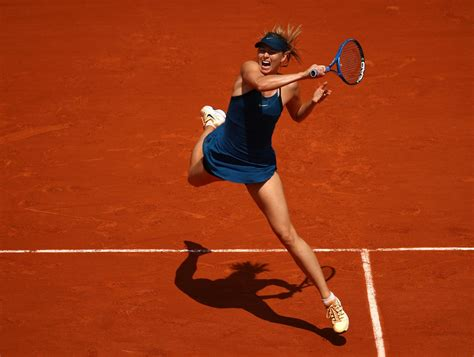 Sharapova rolls past Pliskova at Roland Garros | WTA Tennis