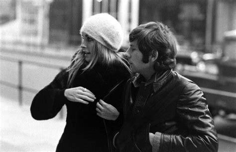 Sharon Tate and Roman Polanski: Rare Photos, London, 1968