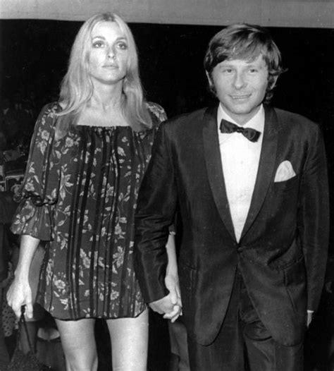 Sharon Tate and Roman Polanski | Roman Polanski ...