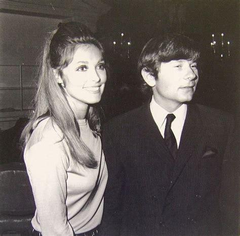 Sharon Tate & Roman Polanski | Couples, love and so on ...