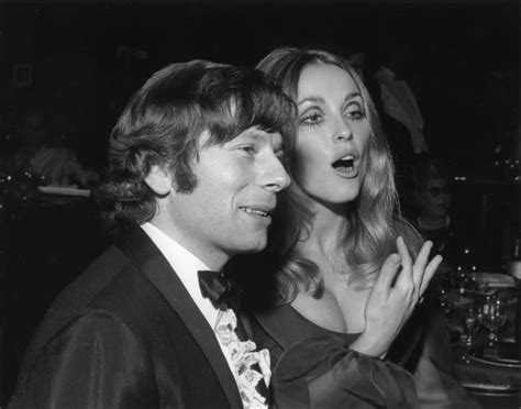 Sharon Tate & Roman Polanski, Golden Globe Awards 1968 ...