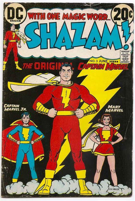 Shazam! The Original Captain Marvel # 3 - Brooklyn Comic Shop