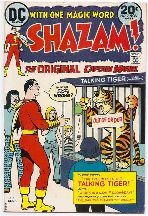 Shazam! The Original Captain Marvel # 7 - Brooklyn Comic Shop