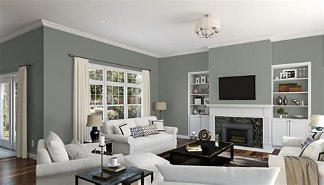 Sherwin Williams Acacia Haze Paint Color   Setting for Four