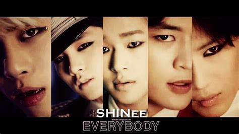 Shinee Wallpaper Everybody | www.imgkid.com - The Image ...