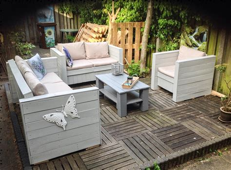 Shipping Pallets Outdoor Furniture | Ideas with Pallets