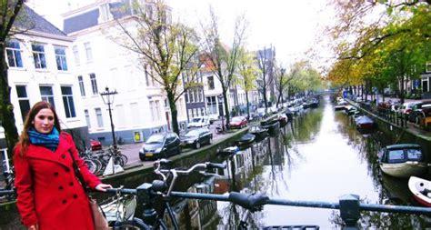 """""""Holanda es un país que acoge muy bien a los expatriados ..."""