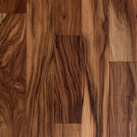 Shop Style Selections 5 in Natural Acacia Engineered ...