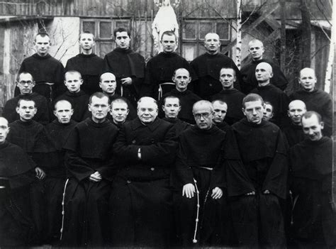 Short Bio of St. Maximilian Kolbe