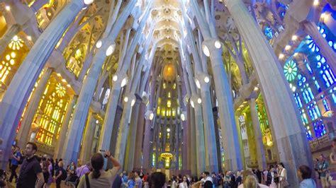 Short history of the Sagrada Familia