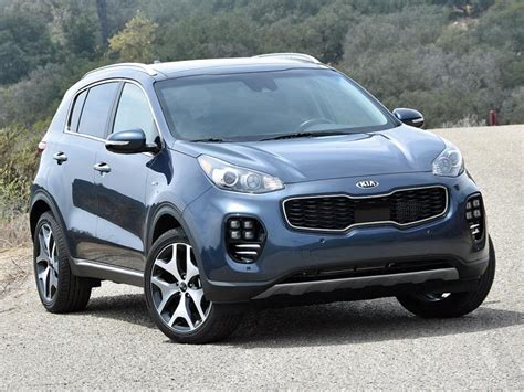 Short Report: 2017 Kia Sportage SX Road Test - NY Daily News